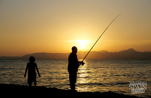 Fishing in Majorca