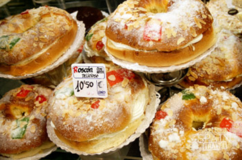 Ephipany Cake Spain