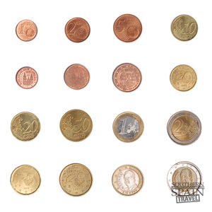 Euro Coins There Are Many Options To Exchange Spain Currency