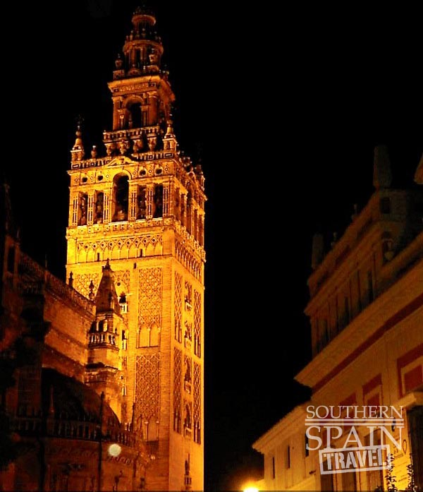 Giralda Tower, Sevilla Spain