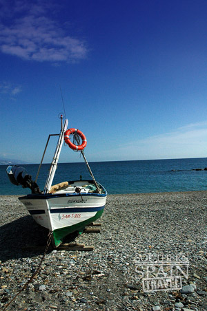 Andalucian Fishing Boat