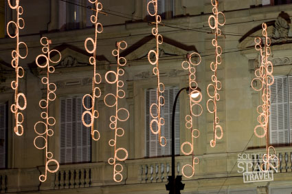 Christmas Decorations Spain